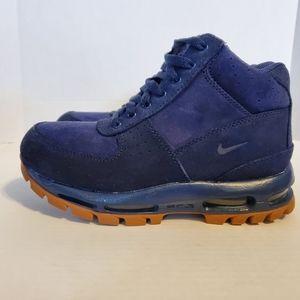 Nike Air Max Goadome Kids GS Boots Navy